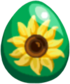 Sunflower Egg