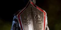 Templar Commander Shield