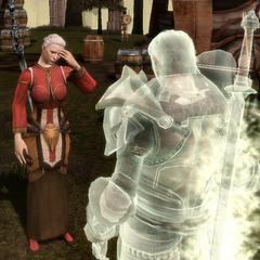 Memory of Knight-Commander Greagoir