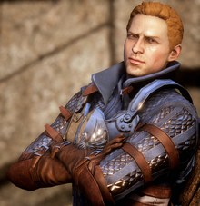 Grey Warden Alistair-DAI