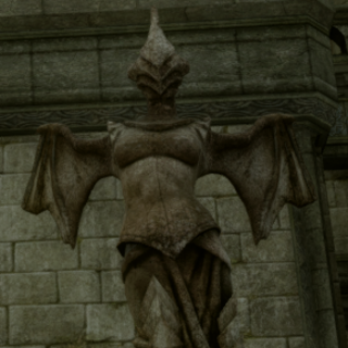 Statue of Mythal