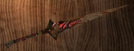 Lyrium Idol Blade