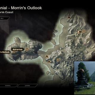 Fervenial - Map Location