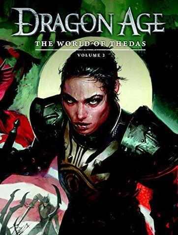 File:Dragon Age The World of Thedas Volume 2.jpg