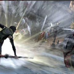 Merrill fighting templars