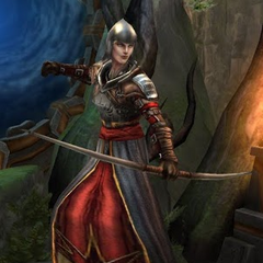 Templar Archer in <i>Heroes of Dragon Age</i>