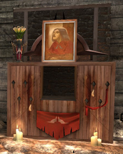 All that remains shrine
