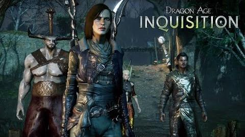 DRAGON AGE™ INQUISITION Gameplay Features – The Inquisitor & Followers