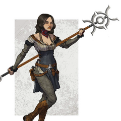 Bethany Hawke in World of Thedas vol 2