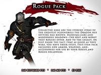 DA2 Item Pack 1 - Rogue