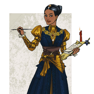 Josephine in World of Thedas Vol 2