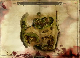 Map-Low Road