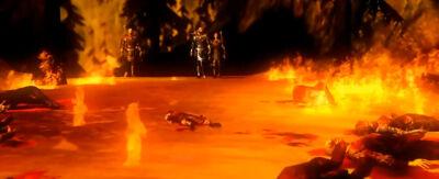 Warden's fall part 1