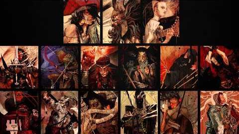DA Inquisition. Party banter Multiplayer Part 2.