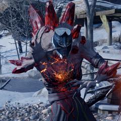 Red Templar Horror