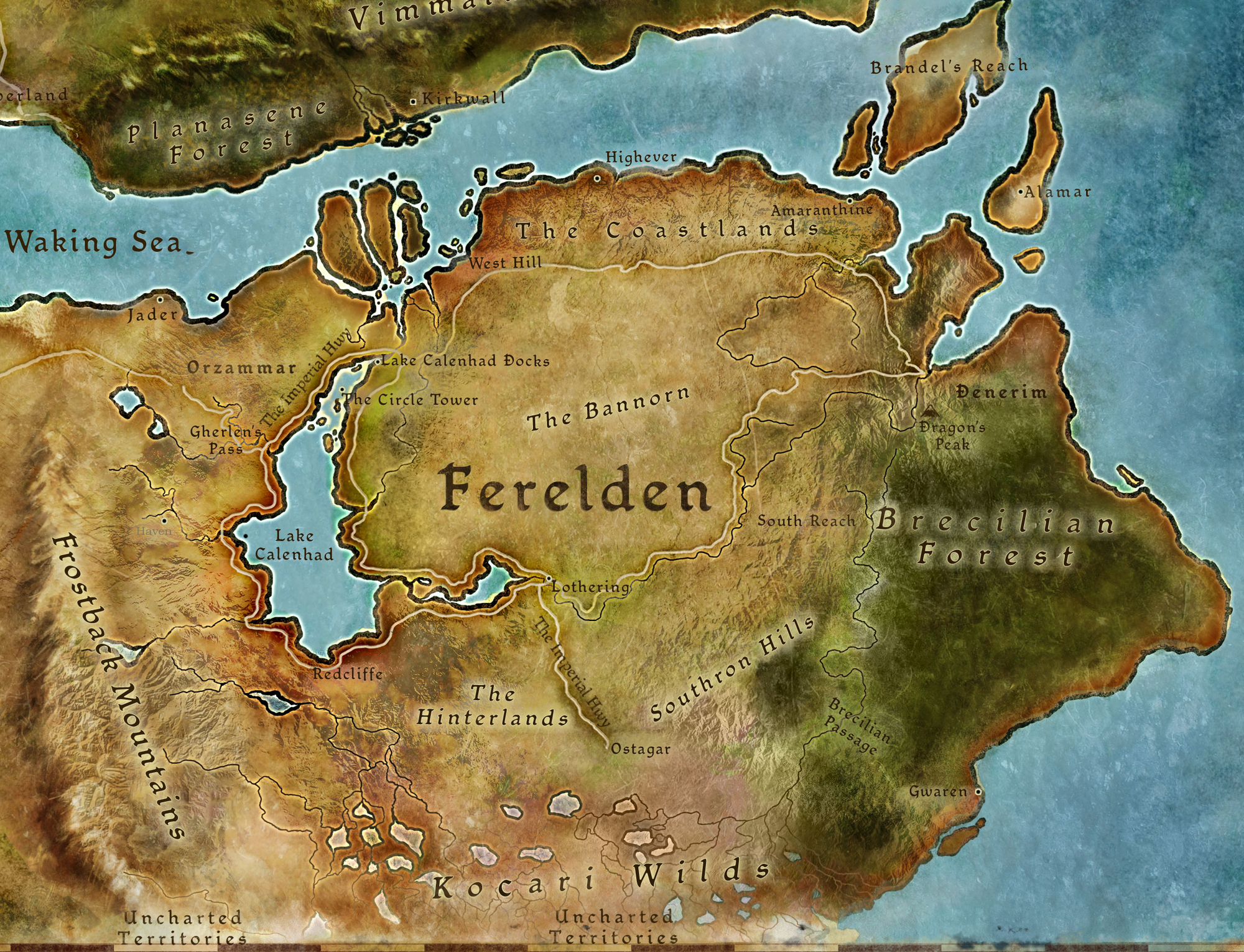 ferelden dragon age wiki fandom powered by wikia