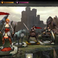 Heroes of Dragon Age features many varieties of each class, such as <a href=