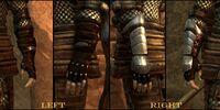 Alchemist's Protective Handguards