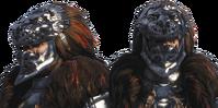 Cullen lion helmet