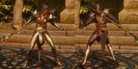Enlightened Warrior's Armor (Mind)
