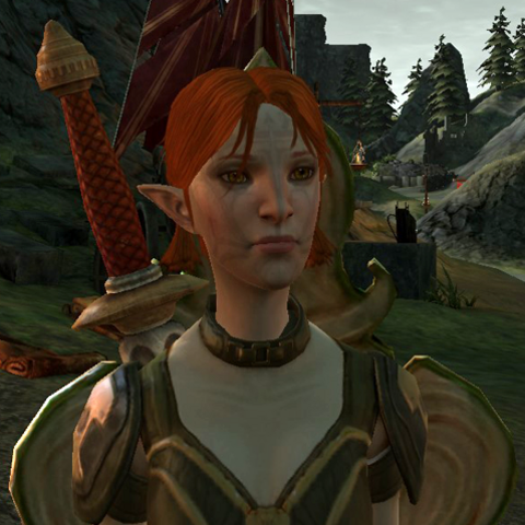 Maren in <i>Dragon Age II</i>