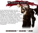 Warrior Item Pack II