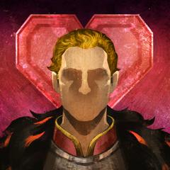 Cullen's romance tile in DA Keep