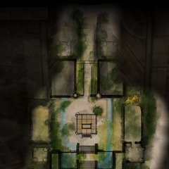 Temple of Mythal Exterior Map