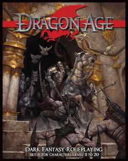 Dragon Age RPG set 3 cover