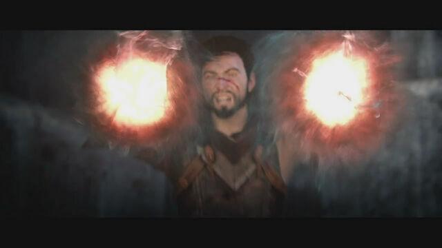 File:Dragon Age 2 Destiny Trailer. Hawke's Arms through Veil 2.jpg