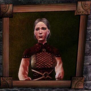 A portrait of Eleanor