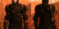 Blackblade armor set
