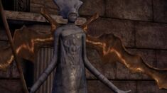 Object-Elven Statue