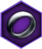 Unique ring icon