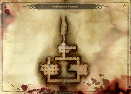Darkspawn tunnels map dao