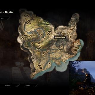 Belanas - Map Location
