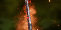 Knight's Hunting Blade
