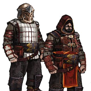 Male dwarves