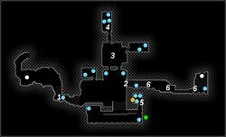 Vimmark Chasm-Map