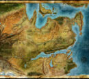 Codex entry: Geography of Thedas