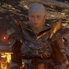 Alternate Templar Armor in <i>Dragon Age: Inquisition</i>