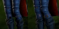 Apprentice Coat Legs