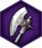 DAI cleave axe icon