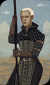 Warden Commander Clarel tarot.png