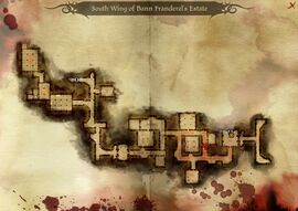 Map of Bann Franderel's Estate (Tears of Andraste)