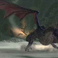 High dragon in <i><a href=