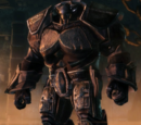 Codex entry: Protector Golem