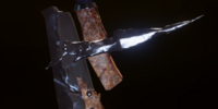Ornate Staff Blade