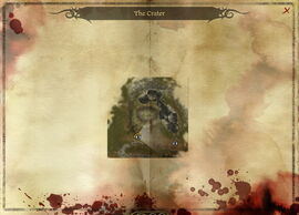 Map-The Crater