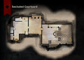 Secluded Courtyard Map.png